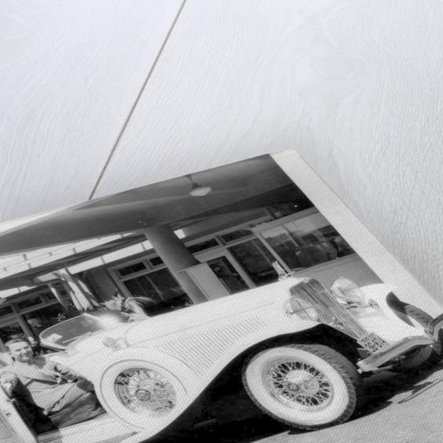 1932 Auburn 12-60 Boattail Speedster by Anonymous