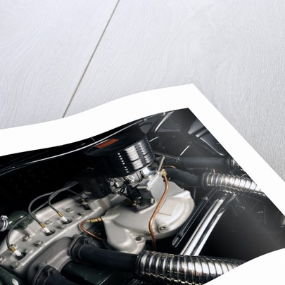 Auburn 852 SC Speedster 1936 by Simon Clay