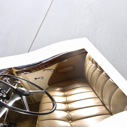Cadillac V8 355d coupe by Fisher 1934 by Simon Clay