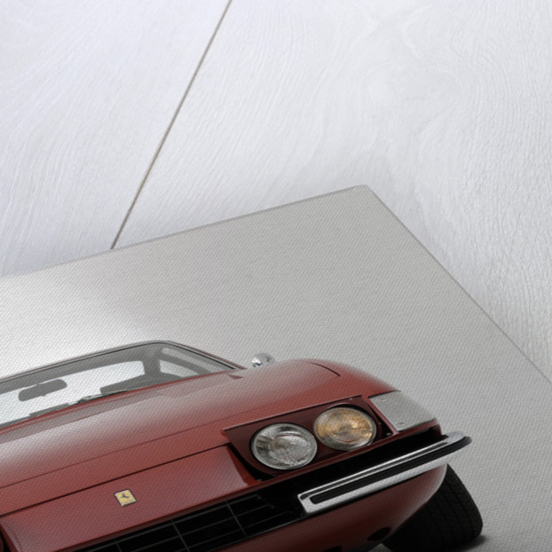 Ferrari 365 GTB 1972 by Simon Clay