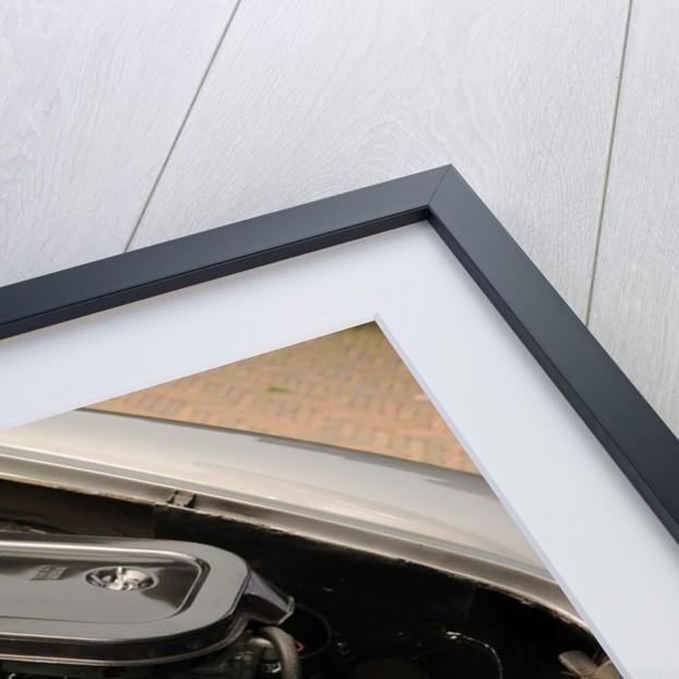 Fiat 1600s split window 1963 by Simon Clay