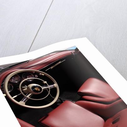 1956 Porsche Spyder - James Dean replica by Simon Clay