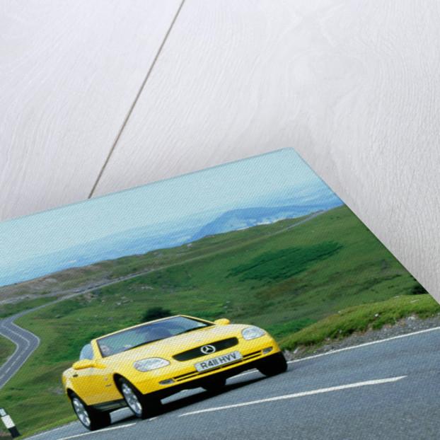 1998 Mercedes Benz SLK 230 by Unknown
