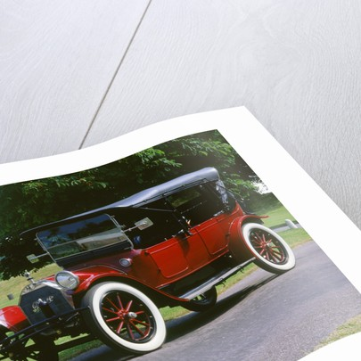 1914 Pierce Arrow by Unknown