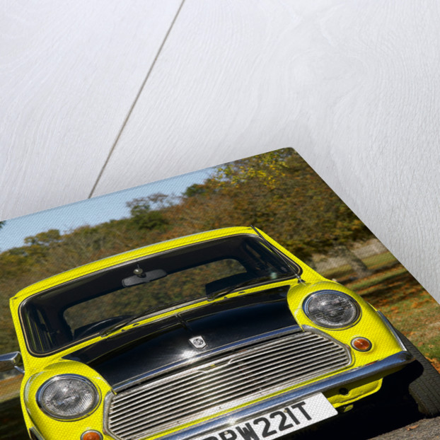 Mr.Bean's Mini from the tv programme of the same name by Unknown
