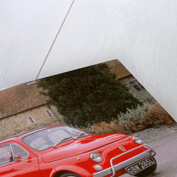 1972 Fiat 500 by Unknown