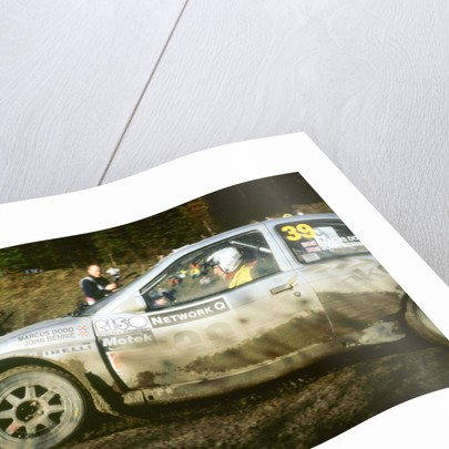 1998 Ford Escort wrc, Marcus Dodd, Network Q rally by Unknown