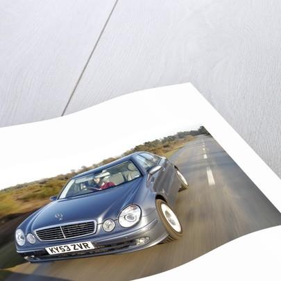 2003 Mercedes Benz E320 cdi Avantgarde by Unknown
