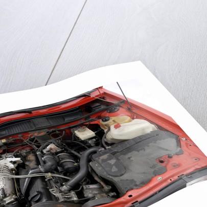 1983 Audi Quattro by Unknown