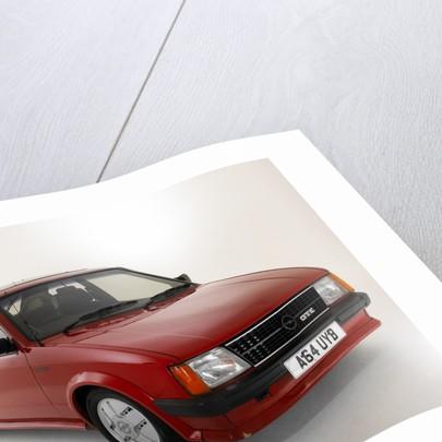1983 Opel Kadett GTE by Unknown