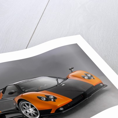 2007 Pagani Zonda Roadster F by Unknown