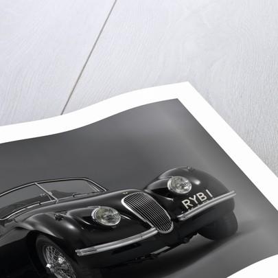 1954 Jaguar XK120 SE by Unknown