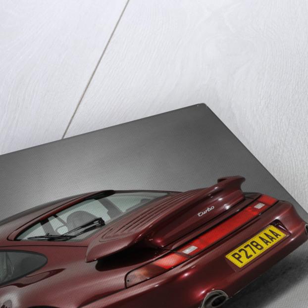 1996 Porsche 993 Turbo by Unknown