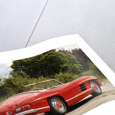 1961 Mercedes Benz 300SL by Unknown