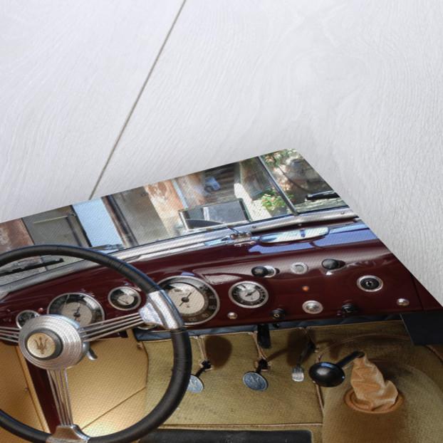 1949 Maserati 1500 Grand Tourismo by Unknown