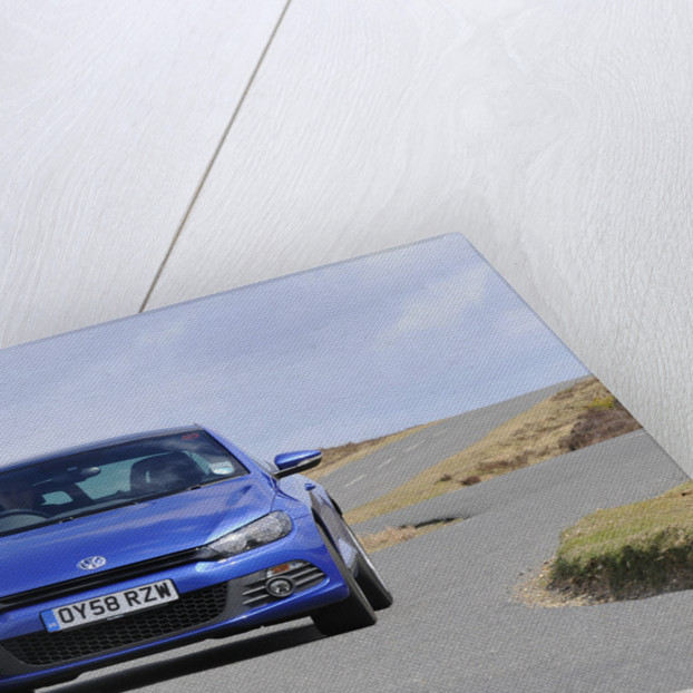 2009 Volkswagen Scirocco 2.0 GT TSi by Unknown
