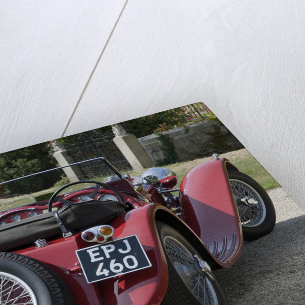 1937 SS 100 by Unknown
