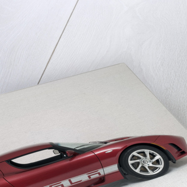 2010 Tesla Roadster by Unknown