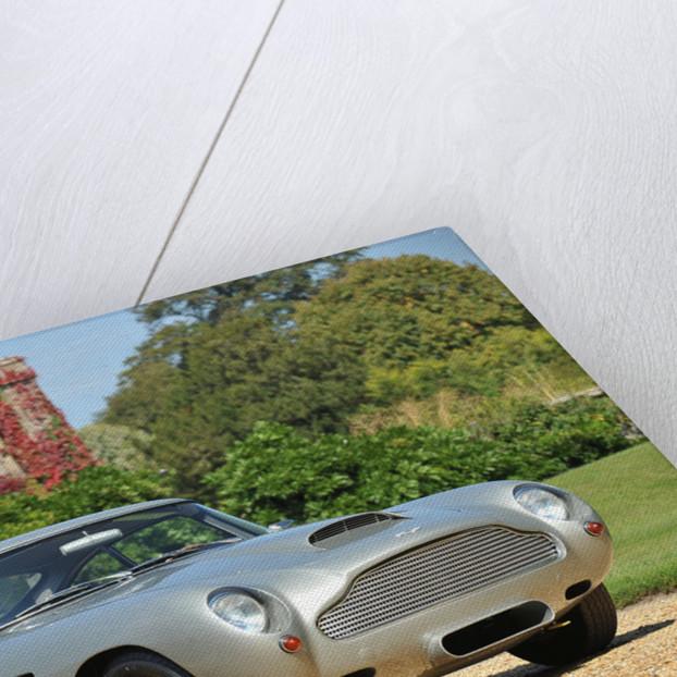 1961 Aston Martin DB4 GT by Unknown