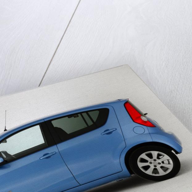2010 Vauxhall Agila by Unknown