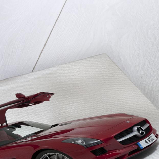 2011 Mercedes Benz AMG SLS by Unknown