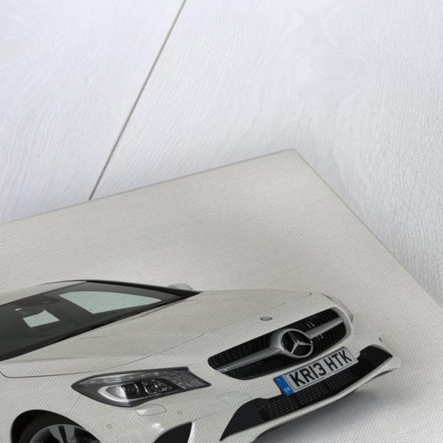 2013 Mercedes Benz CLA 180 Sport by Unknown