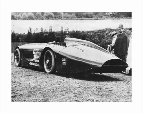 Sunbeam 1000 hp car by Anonymous