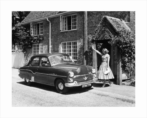 1956 Vauxhall Velox by Anonymous