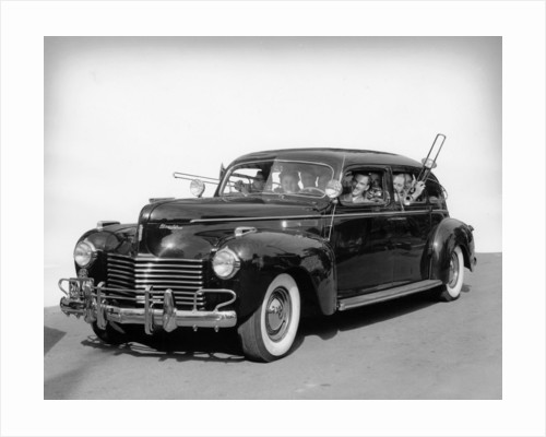 1940 Chrysler Imperial by Anonymous