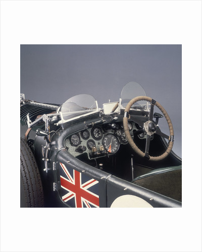 1931 Bentley 4.5 litre Supercharged by Anonymous
