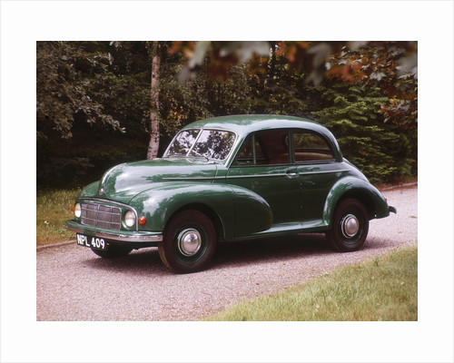 1949 Morris Minor by Anonymous