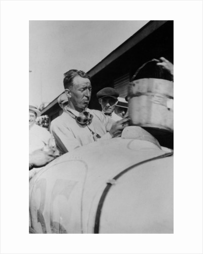 Jimmy Murphy, winner of the Indianapolis 500 by Anonymous