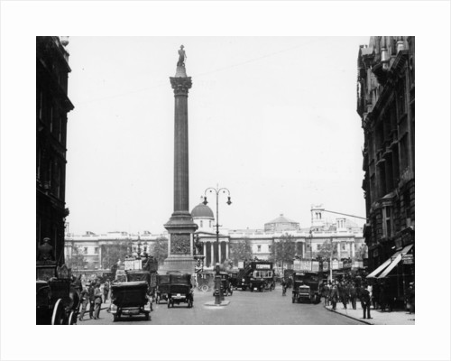 Nelson's Column by Anonymous