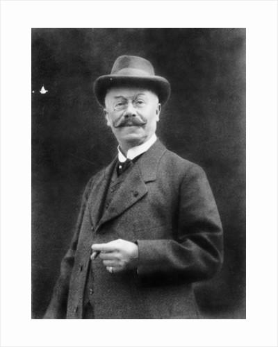 Emil Jellinek. Artist: Henri de Rothschild by Henri de Rothschild