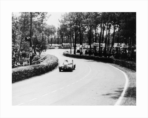 1939 Bentley Corniche at Le Mans by Anonymous