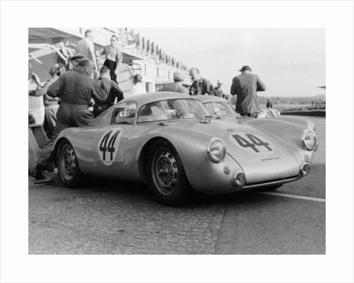 1953 Porsche 1.5 litre racing car by Anonymous