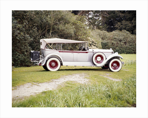 1929 Packard Model 640 by Unknown