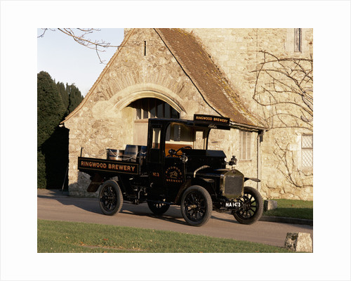 1914 Albion A14 Dray by Unknown