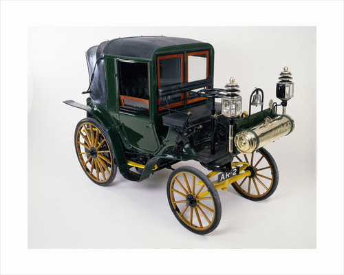 1898 Canstatt Daimler by Anonymous