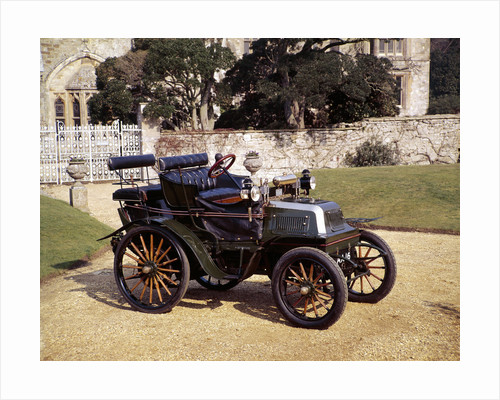 1899 Daimler 12hp by Anonymous