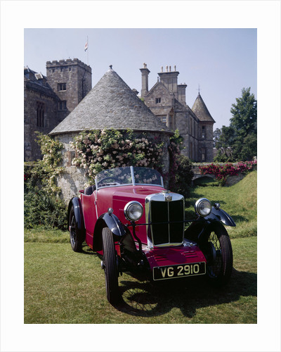 1930 MG Midget M Type by Anonymous