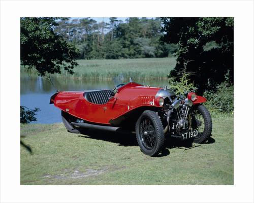 A 1927 Morgan Aero by Unknown
