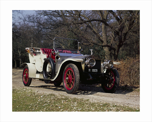 1909 Rolls-Royce Silver Ghost by Unknown