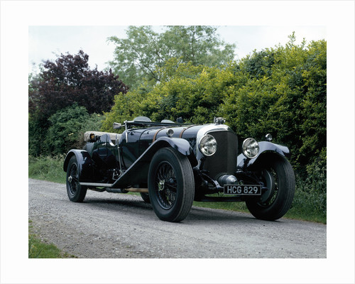 A 1930 Bentley 8 Litre Sports Tourer by Unknown