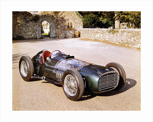 A 1952 BRM by Anonymous