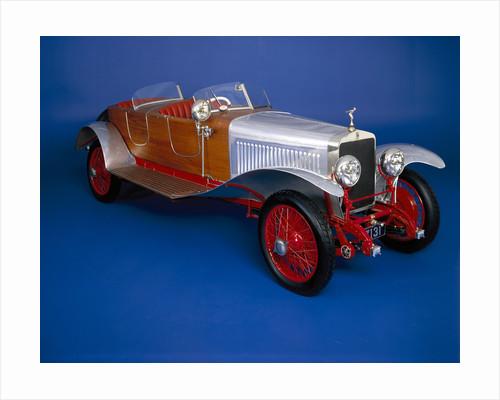 A 1924 Delage Boattail Labourdette by Unknown