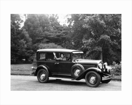Hupmobile car by Anonymous