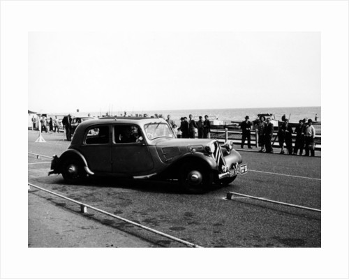 Brighton Motor Rally by Anonymous