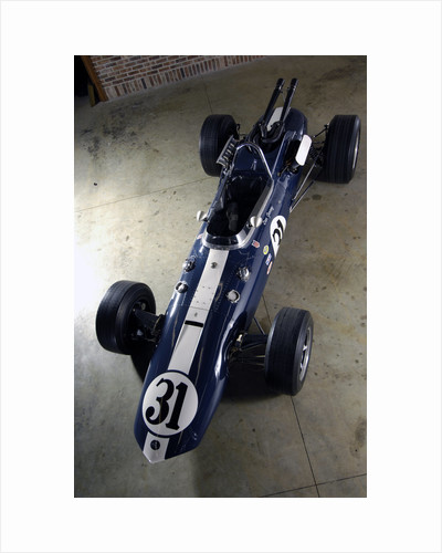 Gurney Eagle racing car 1966 by Simon Clay
