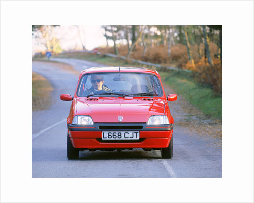 1993 Rover Metro 1.1s by Unknown
